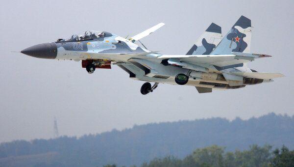 СУ-30МК. Архивное фото