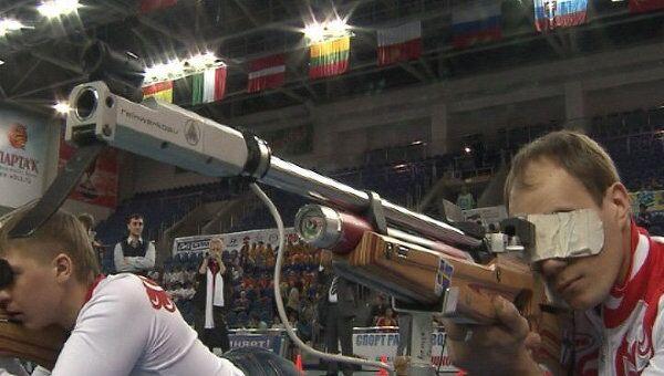 Паралимпиец Шилов провел мастер-класс для 250 детей-инвалидов