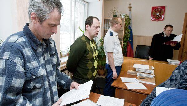 Суд по делу Сергея Зайкова в Томске
