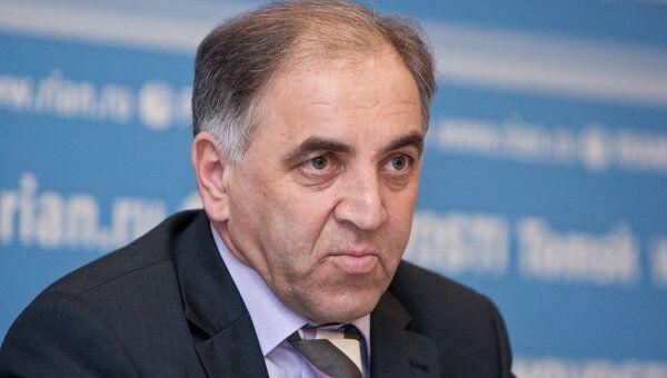 Председатель избирательной комиссии Томской области Эльман Юсубов
