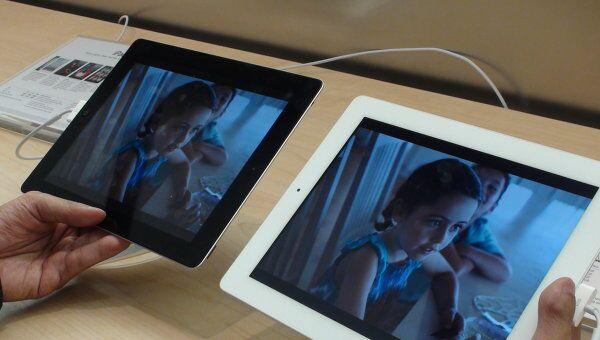 Продажи iPad 2 на этой неделе стартуют в 12 странах от Китая до Турции