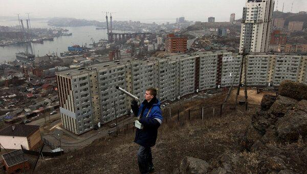 Радиационная обстановка на Дальнем Востоке России после взрыва на АЭС в Японии
