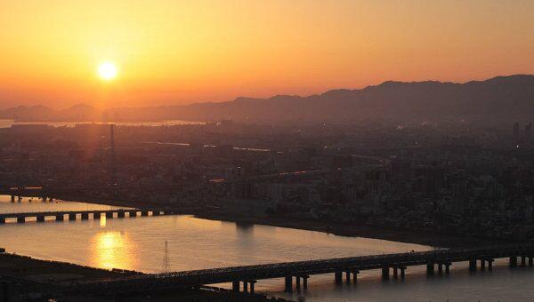 Жизнь в Осаке после землетрясения