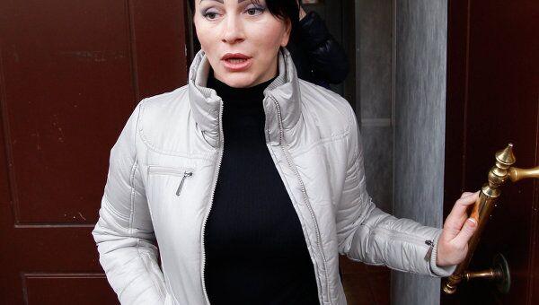 Помощник судьи Хамовнического суда Москвы Наталья Васильева вышла в пятницу из отпуска