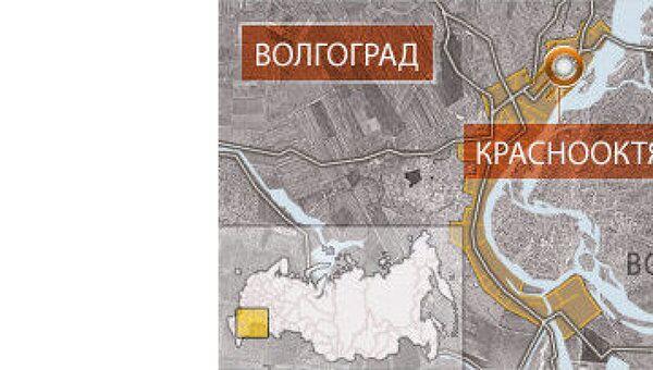 МЧС сообщает о пяти погибших и трех пострадавших в ДТП в Волгограде