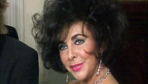 Скончалась Элизабет Тейлор – самая знаменитая Клеопатра Голливуда