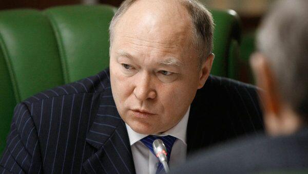 Президент Объединенной авиастроительной корпорации Алексей Федоров