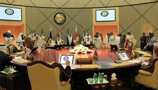 Заседание Совета сотрудничества арабских государств Персидского залива. Архив