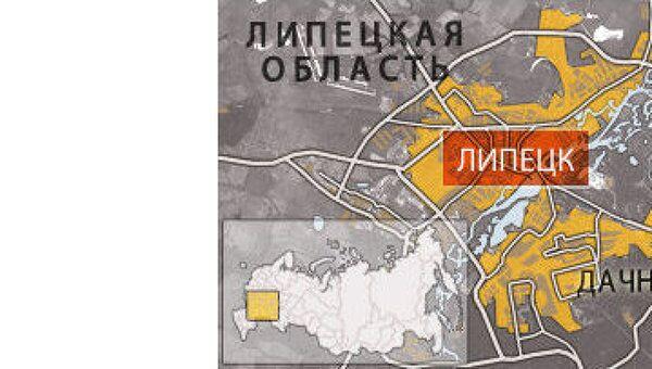 На военной базе в Липецкой области произошел взрыв