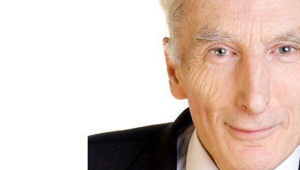Лауреат Темплтоновской премии 2011 года британский астрофизик Мартин Рис (Martin Rees)