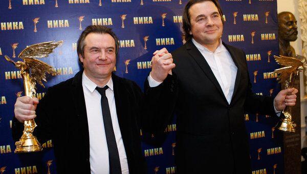 Церемония вручения национальной кинематографической премии Ника