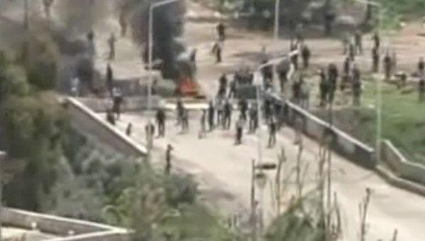 Несколько человек убиты в ходе столкновений в сирийском городе Дераа