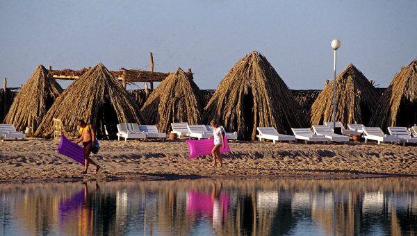 Курорт Хургада, архивное фото