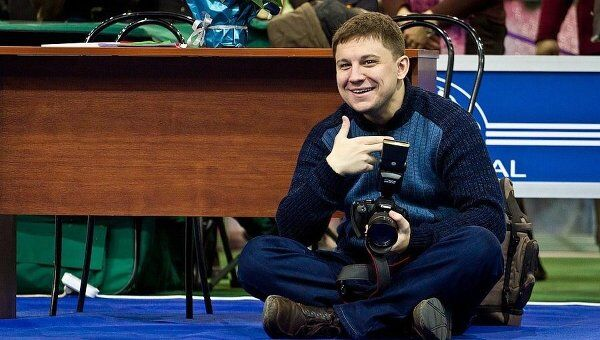 «Я -репортер» Олег Евдокимов