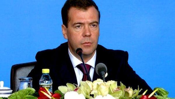 Медведев предложил странам БРИКС активнее работать в ООН