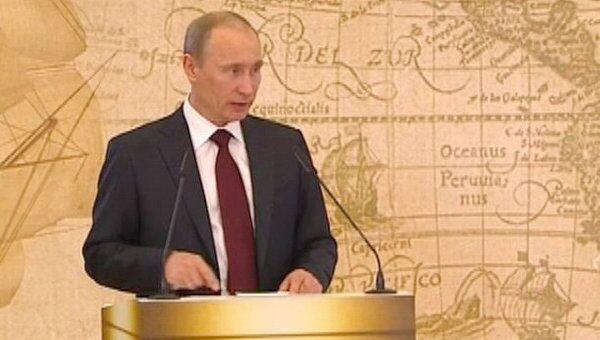 Путину понравился проект создания социальной сети РГО