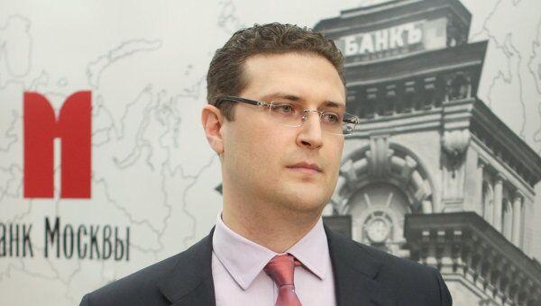 Акционер Банка Москвы Виталий Юсуфов