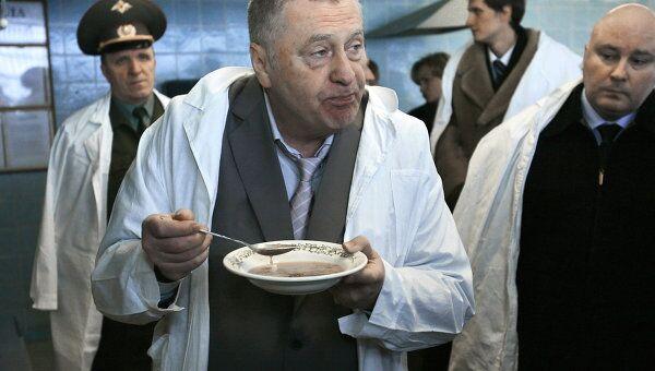 Владимир Жириновский. Архивное фото