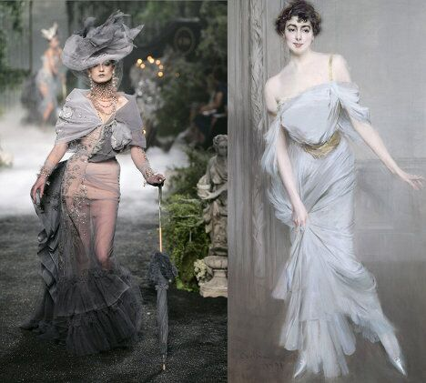 Вдохновение Dior