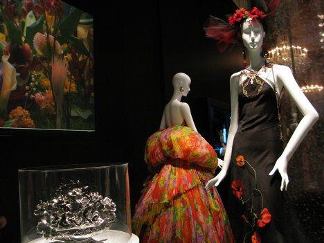 Выставка Диор. Под знаком искусства