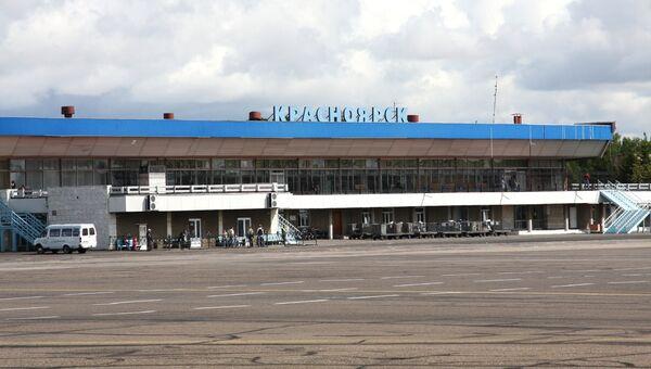 Аэропорт Емельяново (Красноярск). Архив