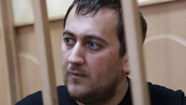 Дмитрий Урумов в Басманном суде. Архив
