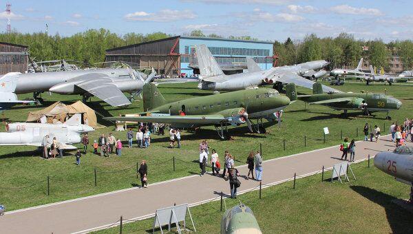 Музей ВВС в Монино. Архив