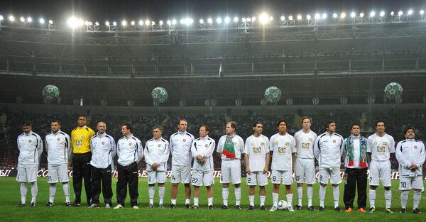 Сборная футбольных ветеранов мира