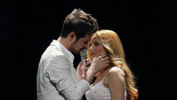 Дуэт Элл и Никки из Азербайджана в финале Евровидения-2011