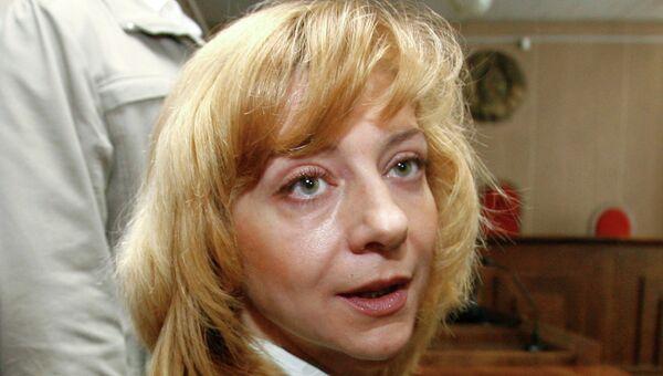 Заседание суда по делу экс-кандидатов в президенты Белоруссии