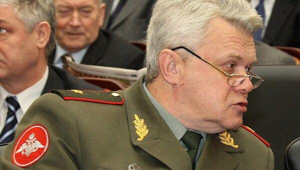 Николай Ваганов. Архивное фото