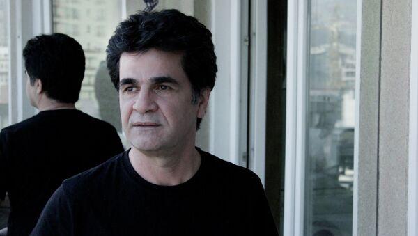 Иранский режиссер Джафар Панахи, архивное фото