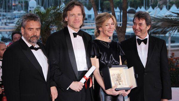 Закрытие 64-го Каннского кинофестиваля