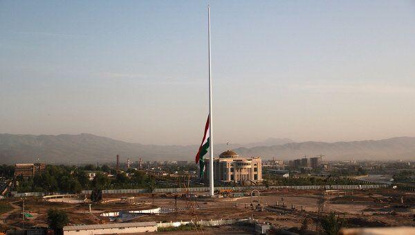 Дворец нации – резиденции президента Таджикистана Эмомали Рахмона
