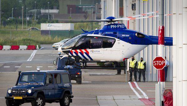 Власти Нидерландов передали Ратко Младича военному трибуналу в Гааге. Архивное фото