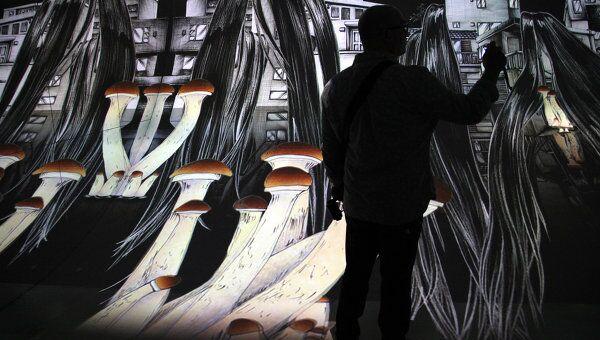Японский павильон на 54-ой биеннале современного искусства в Венеции