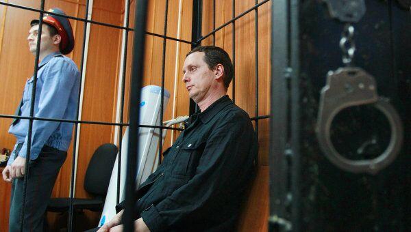 Начальник одного из управлений ГВМУ полковник Алексей Никитин, подозреваемый в коррупционной деятельности