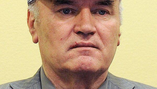 Ратко Младич. Архив