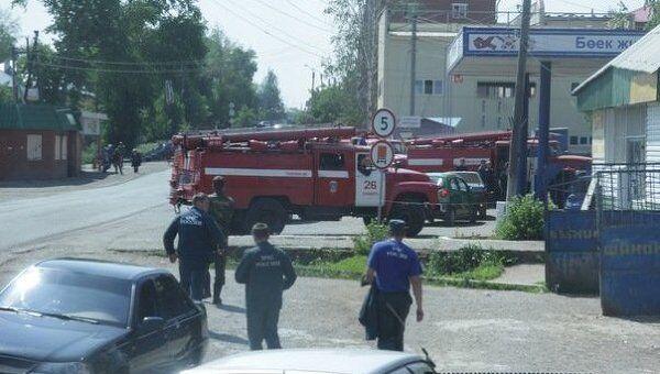 Последствия взрывов в Удмуртии