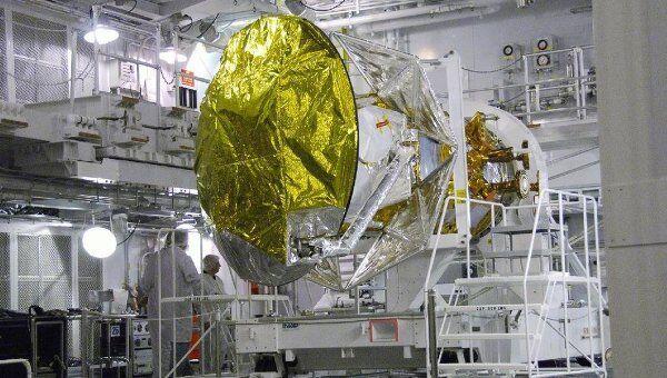Cпутник НАСА Aquarius/SAC-D