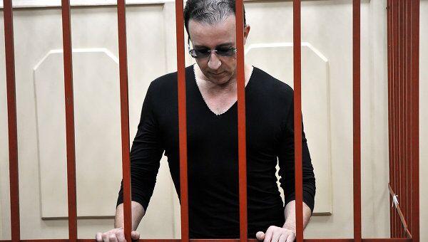 Арест сотрудника управления К МВД РФ Фарита Темиргалиева и его подчиненного Михаила Куликова