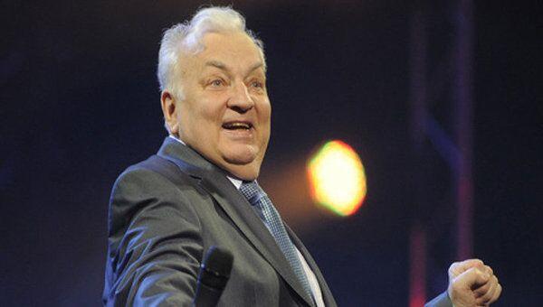 Актеру Михаилу Державину 15 июня исполнилось 75 лет