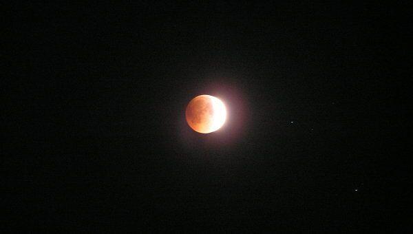 Лунное затмение 15 июня 2011 года