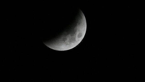 Лунное затмение на Филиппинах