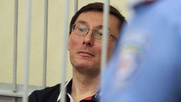 Экс-глава МВД Украины Юрий Луценко. Архив