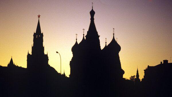Силуэты Москвы