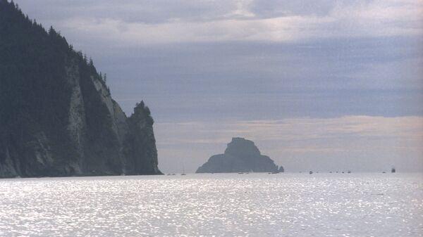 Алеутские острова. Архив