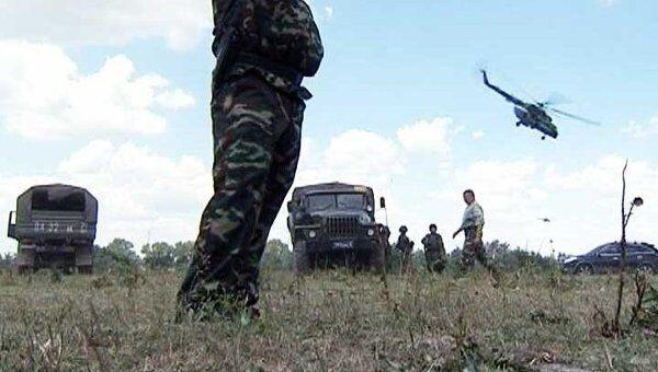 Спецоперация по уничтожению бандитов в Кизлярском района Дагестана