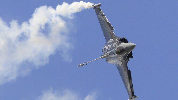 Истребитель Dassault Rafale