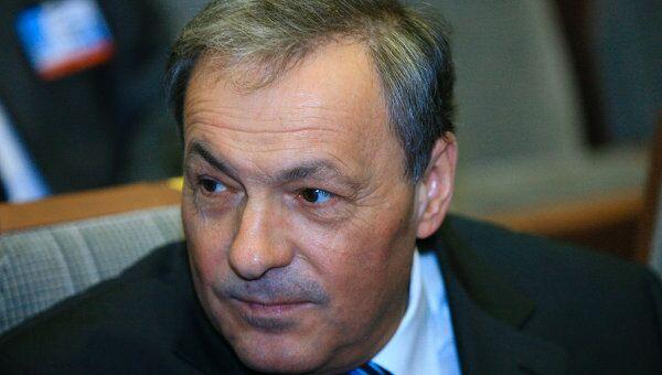 Валерий Бугаенко на заседании коллегии Мининформсвязи России